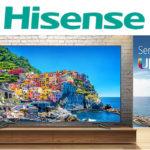 Televisori fascia premium, Hisense cresce in un mercato in calo