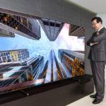 USA e Corea salutano il nuovo Samsung QLED nel maxiformato da 88 pollici