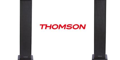 180 W di divertimento in casa senza fili con il Thomson DS60DUO