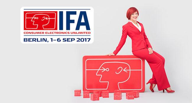IFA 2017, a Berlino si scoprono le tendenze dell'entertainment smart