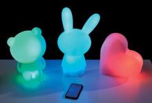Musica in casa piena di forme e colori con i nuovi Lumin'Us