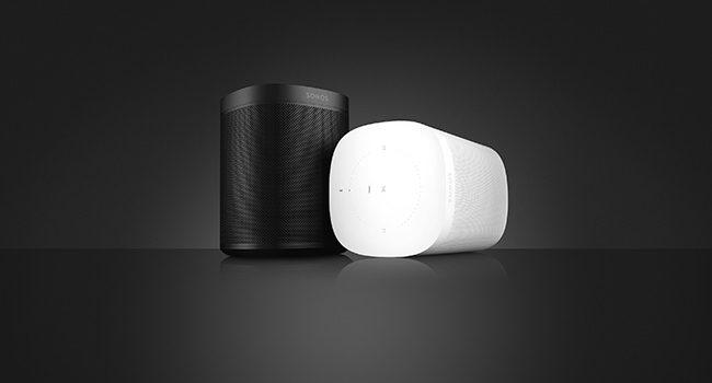 Sonos presenta One, lo speaker a cui piace ascoltare