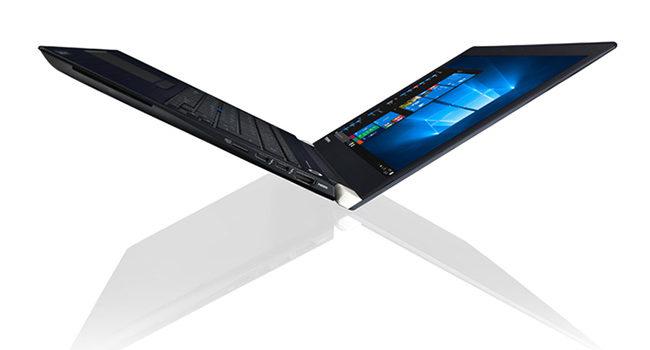 Toshiba Portégé X30-D, 6 configurazioni per il top business