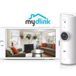 DCS-8000LH Mini, videosorvegliare casa è semplice con D-Link