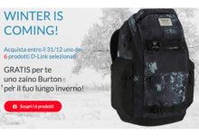 D-Link 4 Me Winter Edition: zaino in regalo per chi compra D-Link