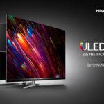 Disponibili in Italia i TV Hisense ULED NU8700 Ultra Slim Borderless