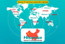 Hisense Electric annuncia l'acquisizione del business TV di Toshiba