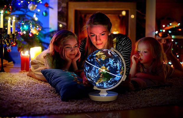 Smart Globe Oregon Scientific, il mappamondo per far giocare i bambini