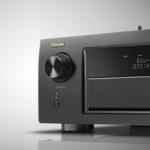 Denon aggiorna la gamma HT con gli AVR-X3400H, AVR-X4400H e AVR-X6400H