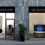 LG Signature store: in centro a Milano la collezione esclusiva