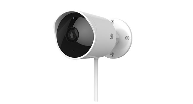 YI Technology lancia la nuova YI Outdoor Camera dedicata alla smart home