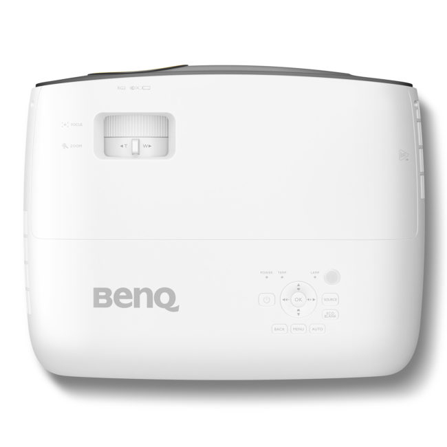 videoproiettore BenQ W1700 recensione