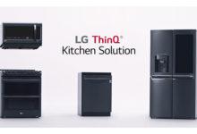 Elettrodomestici smart LG, il piacere di stare in cucina