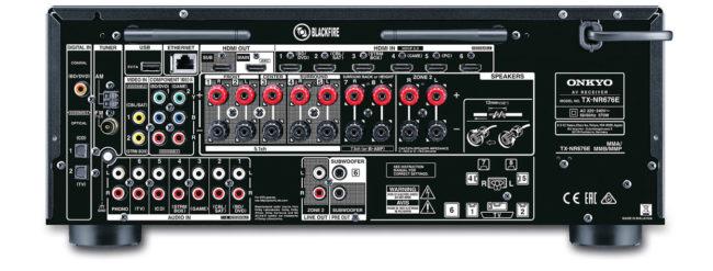 Onkyo TX-NR676E recensione