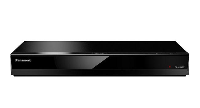 Panasonic Blu-ray UHD: c'è la compatibilità con HDR10+