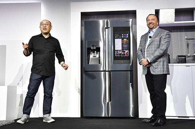 Samsung al CES 2018