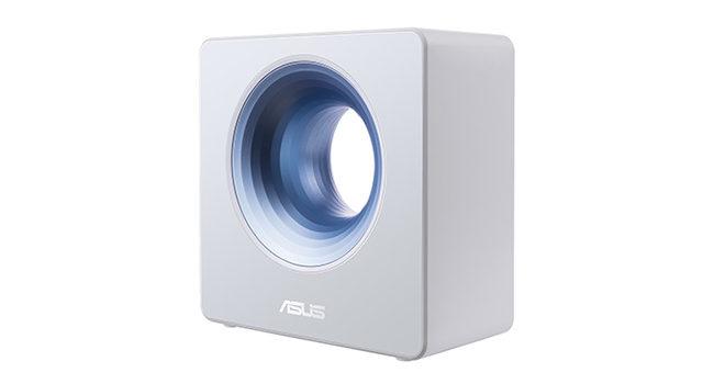 Asus Blue Cave, eleganza a tutta velocità per le moderne smart home