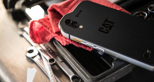 Smartphone CAT S61, tutti gli strumenti del mestiere
