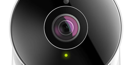 D-Link presenta le videocamere a 180° in e outdoor
