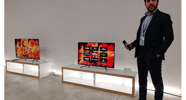 A tutto entertainment, con la gamma home audio/video Sony