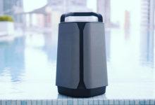 Soundcast VG7, lo speaker potente e resistente da portare ovunque