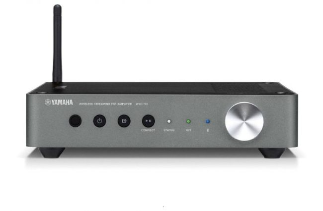 Yamaha WXC-50 recensione
