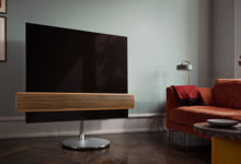 TV OLED BeoVision Eclipse Wood Edition, stile B&O