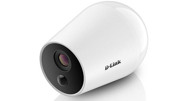 Al MWC la nuova gamma di telecamere D-Link mydlink Pro