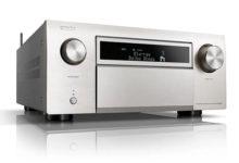 Amplificatore Denon AVC-X8500H, 13.1 canali di puro intrattenimento HT