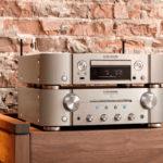 Musica digitale da riferimento con il lettore Marantz ND8006