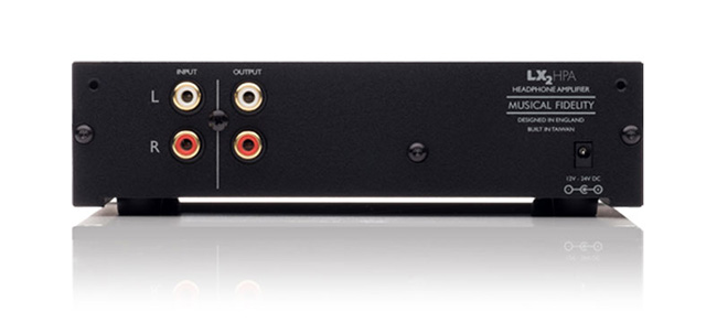 Musical Fidelity LX2 recensione