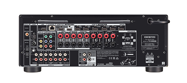 sintoampli Onkyo TX-NR686