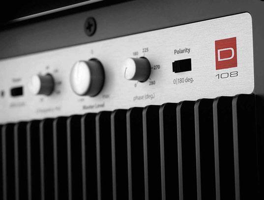 Subwoofer JL Audio Dominion D108 recensione