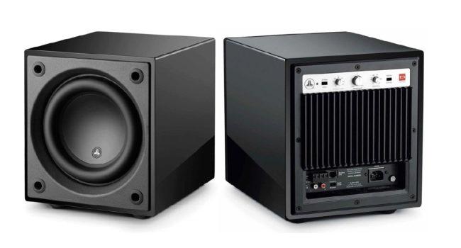 Subwoofer JL Audio Dominion D108, la recensione di HC