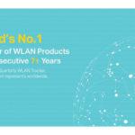 TP-Link® è ancora il numero 1 al mondo nel mercato WLAN