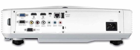 Videoproiettore Optoma ZH-400UST recensione