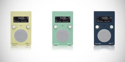 Salone del Mobile: Tivoli Audio lancia la collezione 2018 della Radio PAL