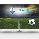 Hisense presenta i nuovi ULED, i televisori ufficiali di Fifa 2018