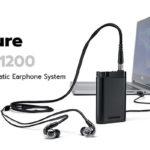 Shure presenta i nuovi auricolari elettrostatici KSE1200