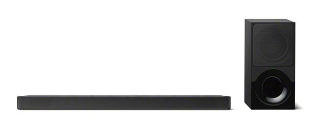 soundbar Sony HT-XF9000 disponibile nei negozi per l'acquisto