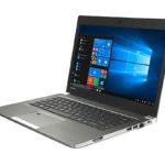 Notebook Toshiba Portégé Z30-E, la nuova soluzione pro