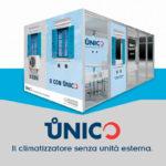 Olimpia Splendid Unico: fino al 7 luglio in mostra nello Show Room di Milano