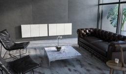 Antrax IT Waffle, il radiatore che reinventa materiali e forme