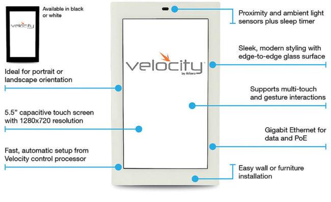 sistema Velocity