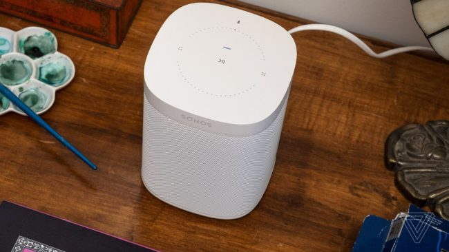 Sonos One - Smart speaker