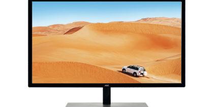 """AOC presenta un monitor da 31,5"""" per i gamer più attenti al portafogli"""