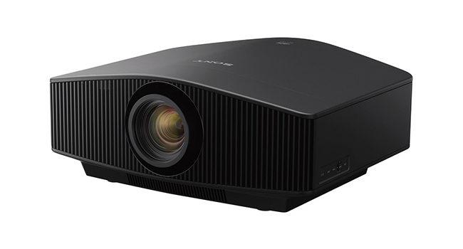 Home cinema 4K HDR in grande spolvero con i nuovi proiettori Sony SXRD