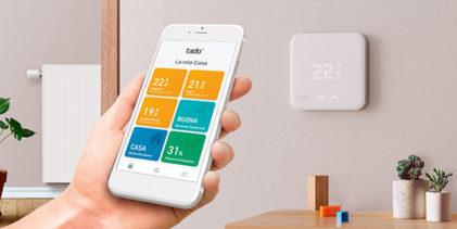 Nuovi Termostati Intelligenti V3+ tado°, stare in casa è sempre più confortevole