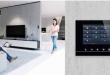 Touch-panel – La casa ai nostri ordini
