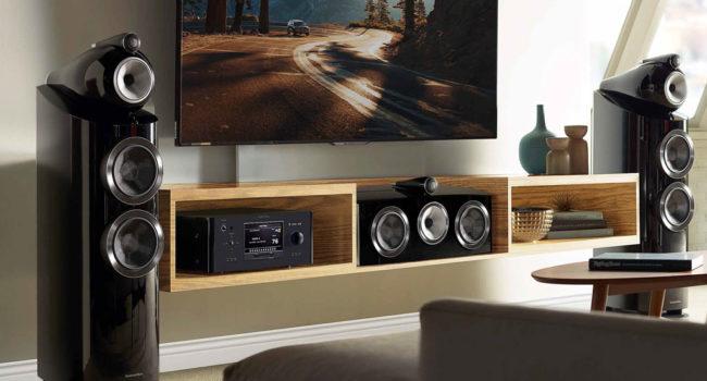 Sintoamplificatori audio/video – Il futuro passa dall'home theater